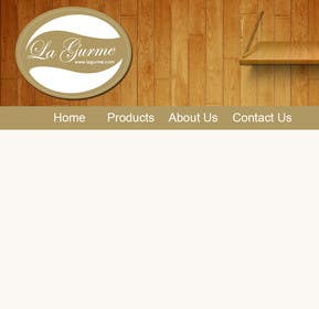 #25 for Design a Logo for Gourmet E-Commerce Website by RBM777