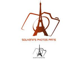 nº 24 pour Logo for photographer in Paris par supermanisdeady