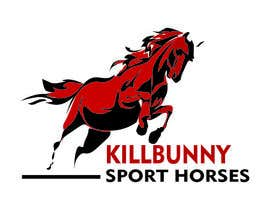 #25 untuk Design a Logo for a business that produces sport horses oleh Yutaa