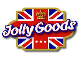 #90 for Design a Logo for Jolly Goods by cgoldemen1505