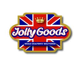 #106 for Design a Logo for Jolly Goods by cgoldemen1505