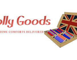#89 para Design a Logo for Jolly Goods por kestes93