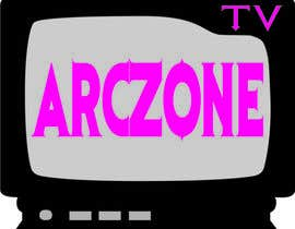 #16 for Design a Logo for ARCZONE TV af Gerypaksi
