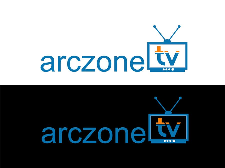 Contest Entry #21 for Design a Logo for ARCZONE TV