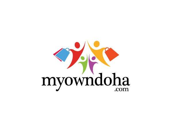 Kilpailutyö #14 kilpailussa Design a Logo for myowndoha.com