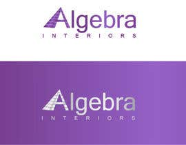 nº 233 pour Logo Design for Algebra Interiors par jobee