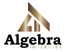 #49 para Logo Design for Algebra Interiors por jobee