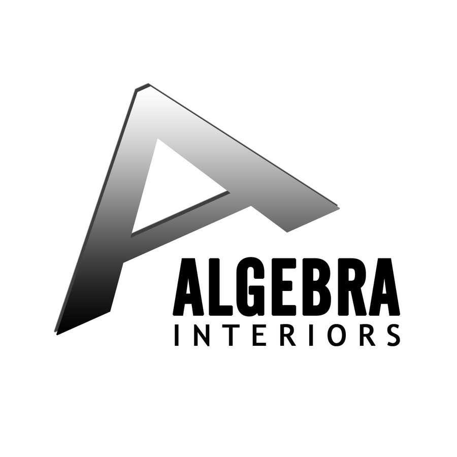 Inscrição nº 83 do Concurso para Logo Design for Algebra Interiors