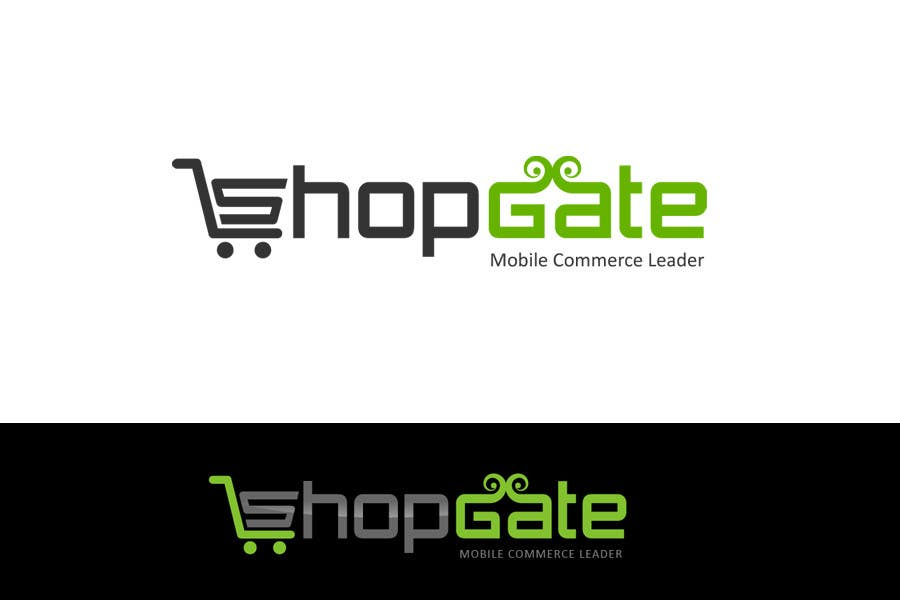 Penyertaan Peraduan #100 untuk Design a Logo for Shopgate.com