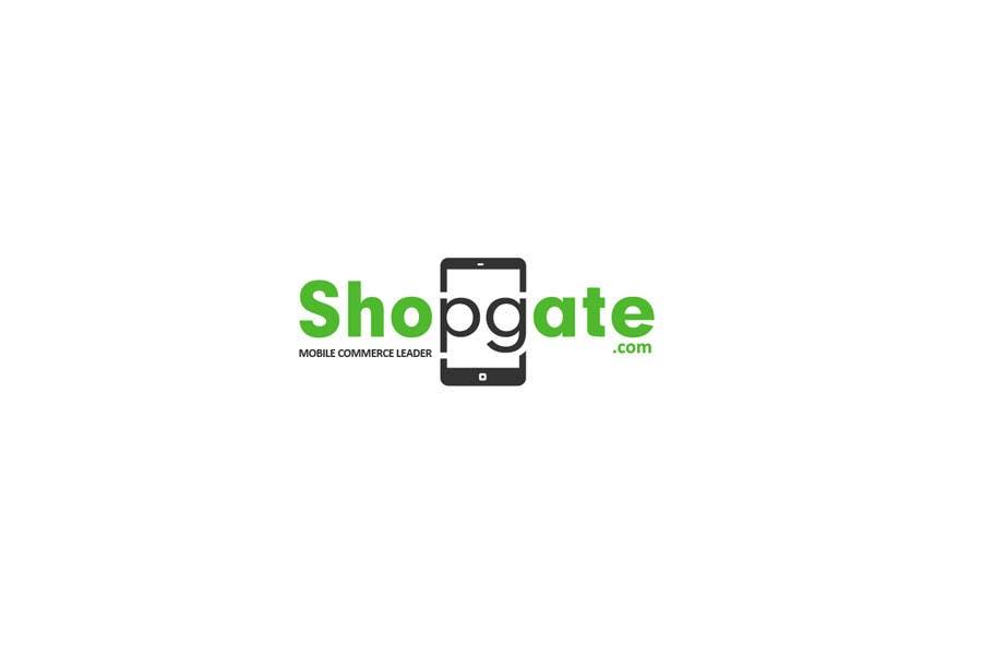 Penyertaan Peraduan #139 untuk Design a Logo for Shopgate.com