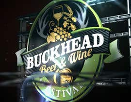 #10 cho Buckhead Beer & Wine Fest Logo Animation bởi erwinparreno
