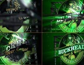 #27 cho Buckhead Beer & Wine Fest Logo Animation bởi erwinparreno