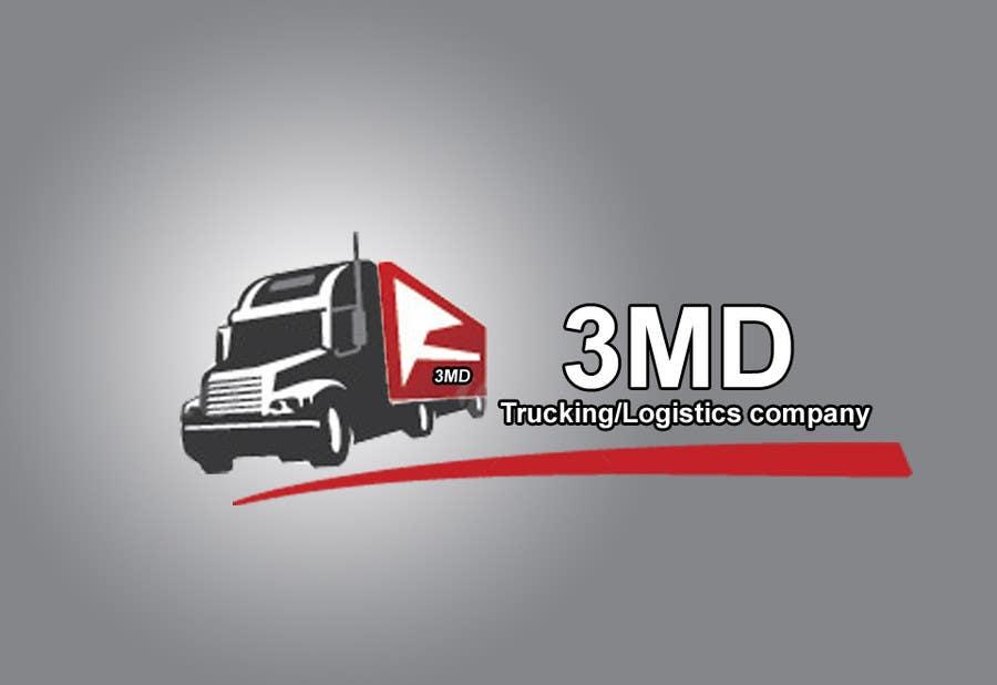 Bài tham dự cuộc thi #78 cho Design a Logo for Trucking/Logistics company