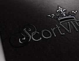 #42 untuk Design logo scort agency oleh webdesigne22