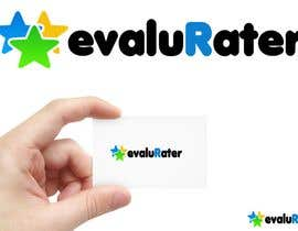 #366 para Logo Design for EvaluRater de rahulvyas12