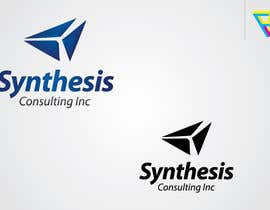 #50 para Logo Design for Synthesis Consulting Inc por Ferrignoadv