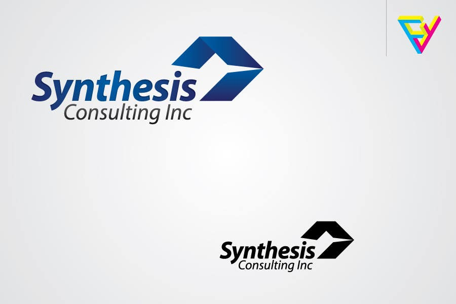 Contest Entry #53 for Logo Design for Synthesis Consulting Inc