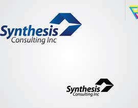 #53 untuk Logo Design for Synthesis Consulting Inc oleh Ferrignoadv
