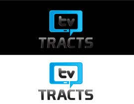 #16 untuk Design a Logo for TV TRACTS oleh cloud92design