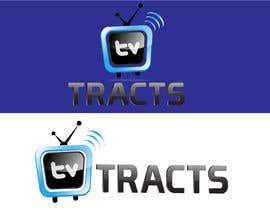 #30 untuk Design a Logo for TV TRACTS oleh cloud92design