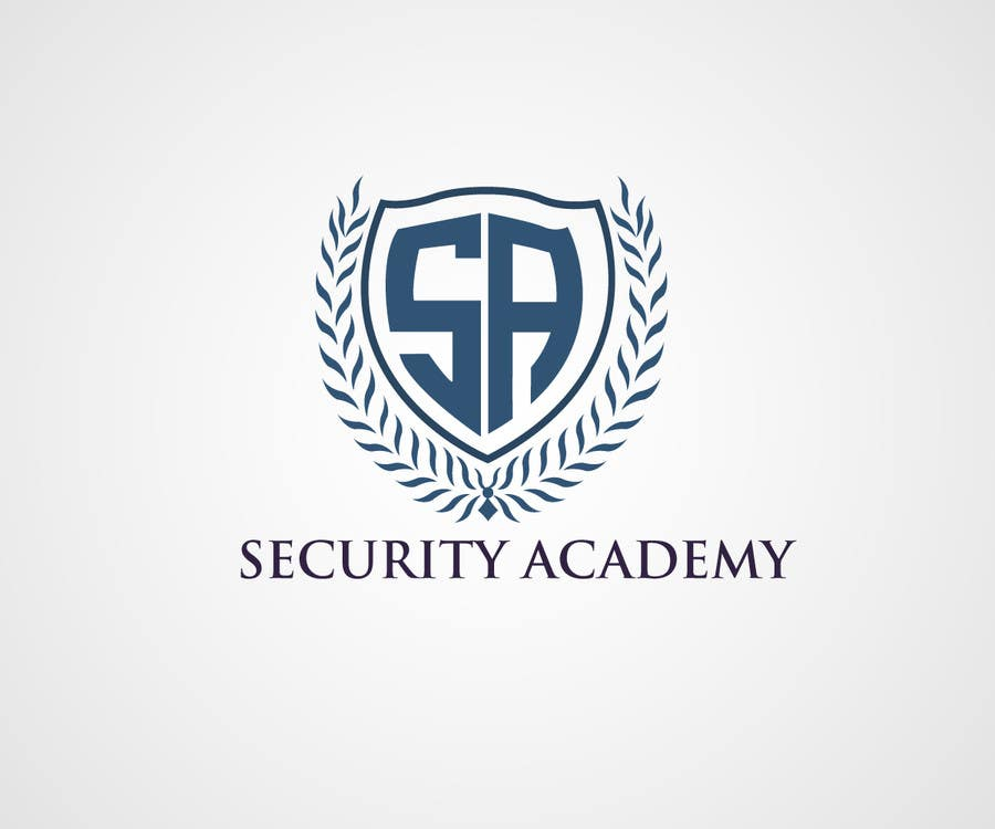 #339 for Design a Logo for Security Academy by laniegajete