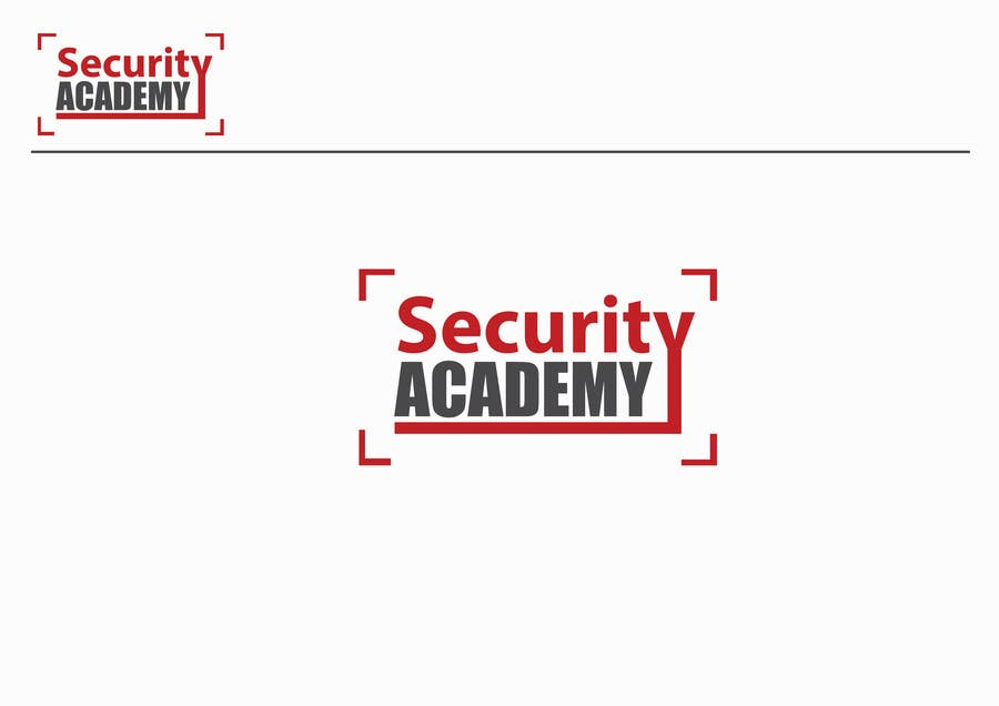 #265 for Design a Logo for Security Academy by stamarazvan007
