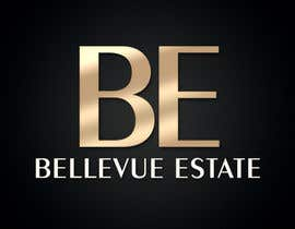 "nº 2 pour Logo Design for ""Bellevue Estate"" par Jevangood"