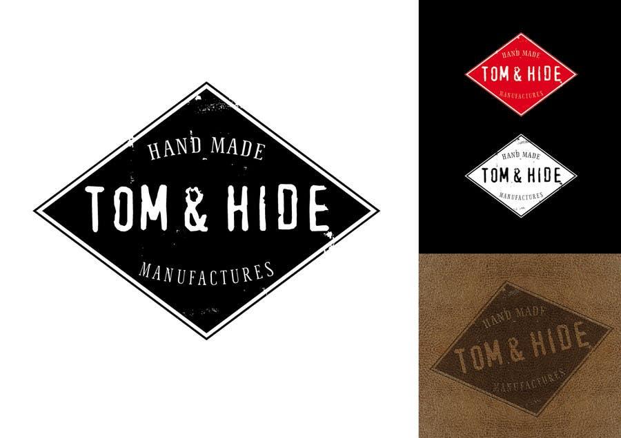 Penyertaan Peraduan #                                        289                                      untuk                                         Logo design for vintage inspired leather small goods design and craftsman