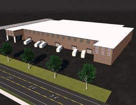 Nro 16 kilpailuun Industrial Building Rendering käyttäjältä DannyD19