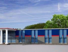 Nro 18 kilpailuun Industrial Building Rendering käyttäjältä archmamun