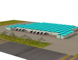 Nro 5 kilpailuun Industrial Building Rendering käyttäjältä hanypalo
