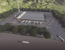 Nro 19 kilpailuun Industrial Building Rendering käyttäjältä EjsMAX