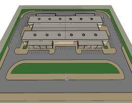 Nro 17 kilpailuun Industrial Building Rendering käyttäjältä hmichane