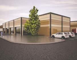 Nro 25 kilpailuun Industrial Building Rendering käyttäjältä hmichane