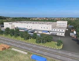 Nro 13 kilpailuun Industrial Building Rendering käyttäjältä shinodem123