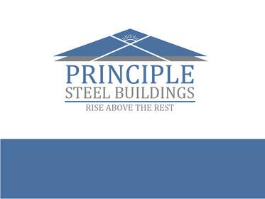 #257 cho Logo Design for PRINCIPAL STEEL BUILDINGS bởi rraja14