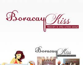 #168 for Design a Logo for Boracay Kiss - The Bed and Breakfast by sweetys1