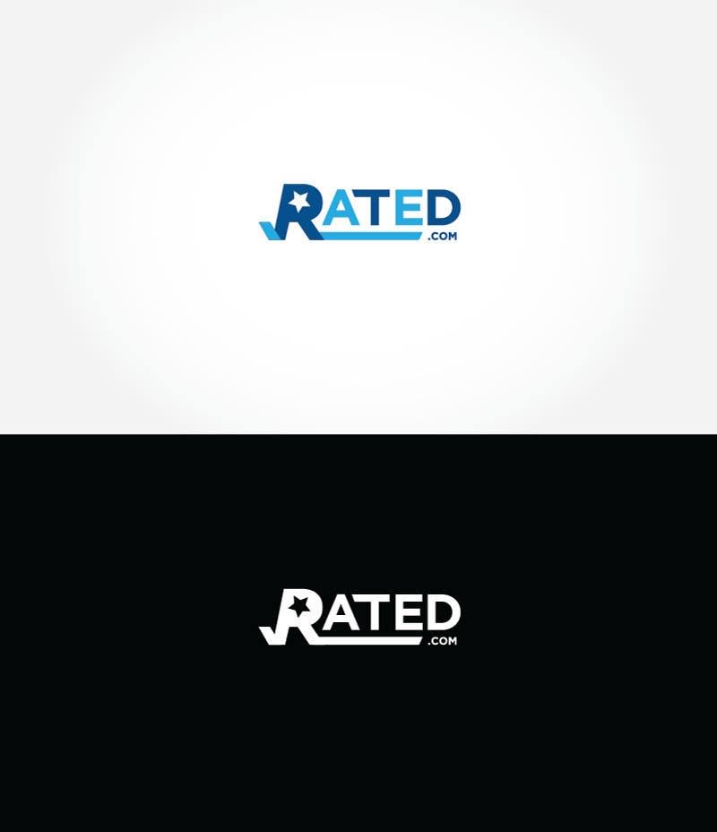 Inscrição nº 176 do Concurso para Design a Logo for Rated.com