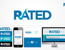 nº 128 pour Design a Logo for Rated.com par jethtorres