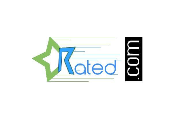 Inscrição nº 213 do Concurso para Design a Logo for Rated.com