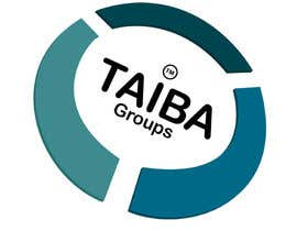 nº 18 pour TAIBA Group Logos & Promotional Items par ZulqarnainAwan89