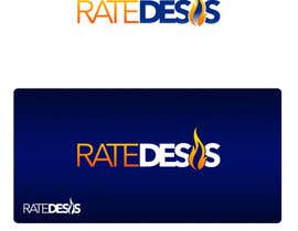 #100 para Design a Logo for ratedesis - the hot or not desi site por HallidayBooks