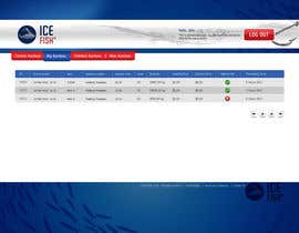 #10 untuk Website Design for Ice Fish AS oleh Macroads