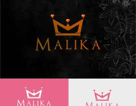 #61 for Design Logo for Malika by abdoubestmood