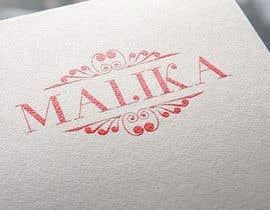 Nro 86 kilpailuun Design Logo for Malika käyttäjältä saurabhdaima1