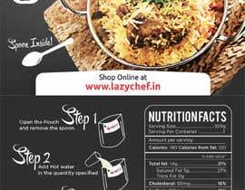 adrizing tarafından Design a Label for Food Product için no 20