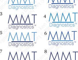 #40 para Design a Logo for MMT Diagnostics por kenbonilla