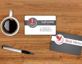 #52 for Design some Business Cards for Catering Company by mgliviu