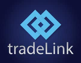 nº 174 pour Logo for trade company - TRADE LINKS par mydesignsv