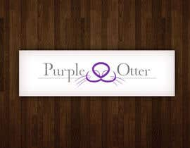 nº 2 pour Design a Logo for Purple Otter Business Wiritng Co. par Ritchieargu